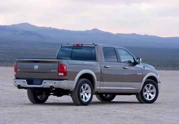 Ram pickups recalled to fix rusting fuel tank strap