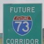 Community leaders celebrate I-73 without a start date in sight