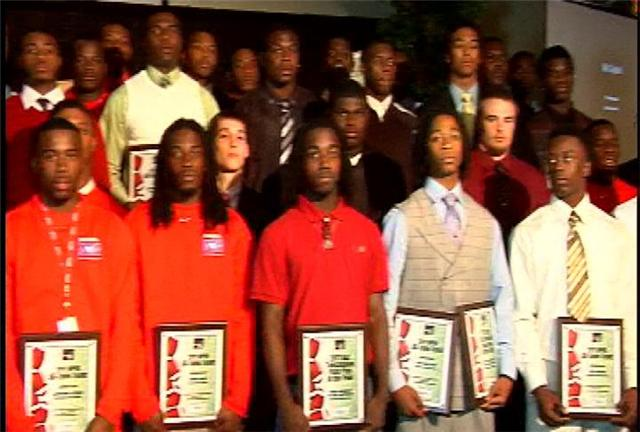 2011 All-Zone team