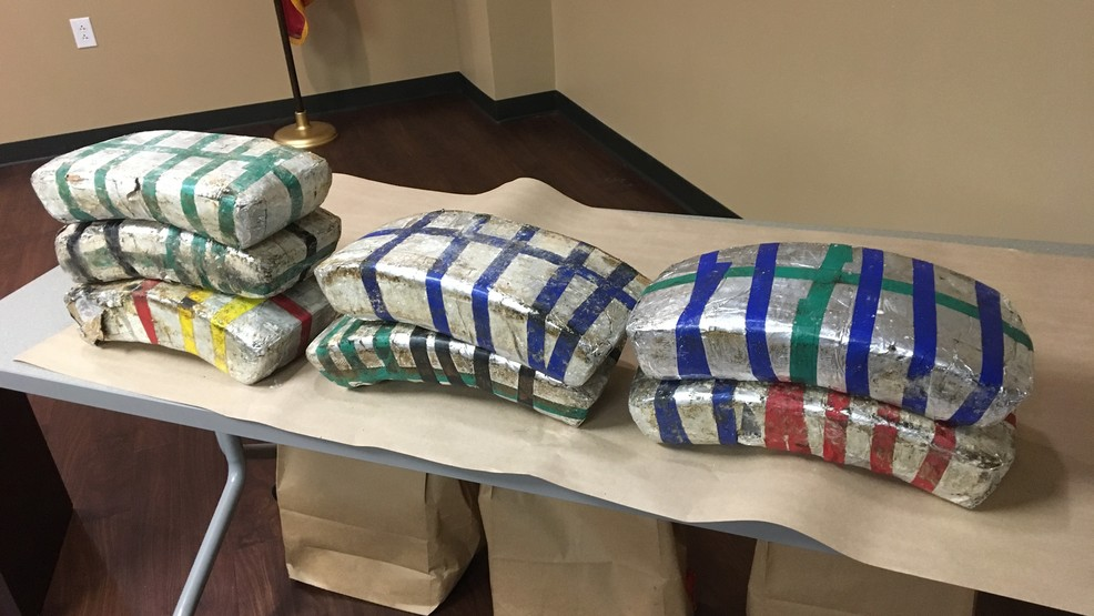 Sheriff: WilCo deputies make one of the largest meth busts Central