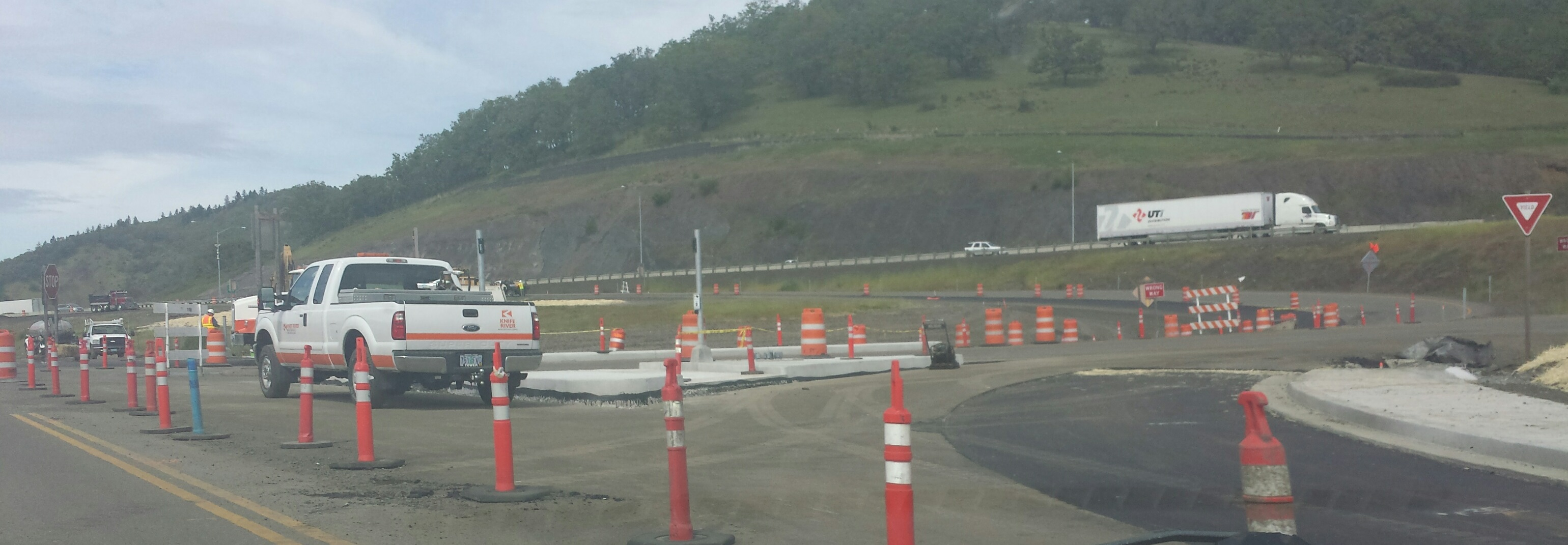 Northbound I 5 Off Ramp At Exit 120 Closing For 10 Days Kmtr