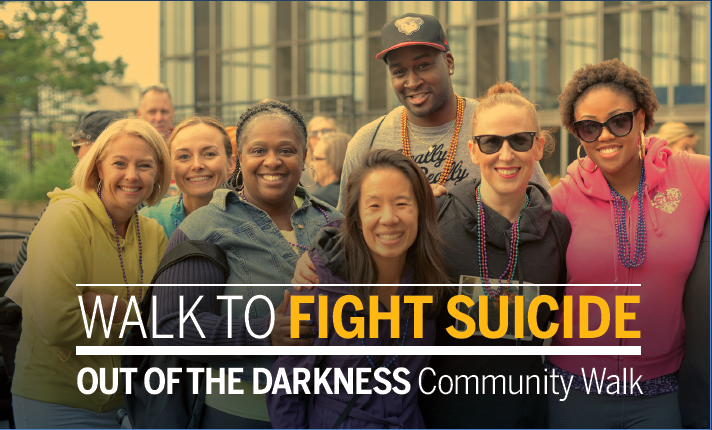 There are walks in Danville, Lynchburg and Salem for suicide prevention and awareness (Photo: Deann Adams).