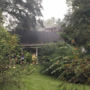 Lightning strike sparks fire that destroys Springville home's upstairs, attic
