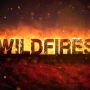 Fire crews battling a wildfire in Western Fresno County