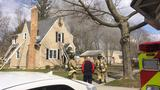 Officials say Elkhart house fire started in attic