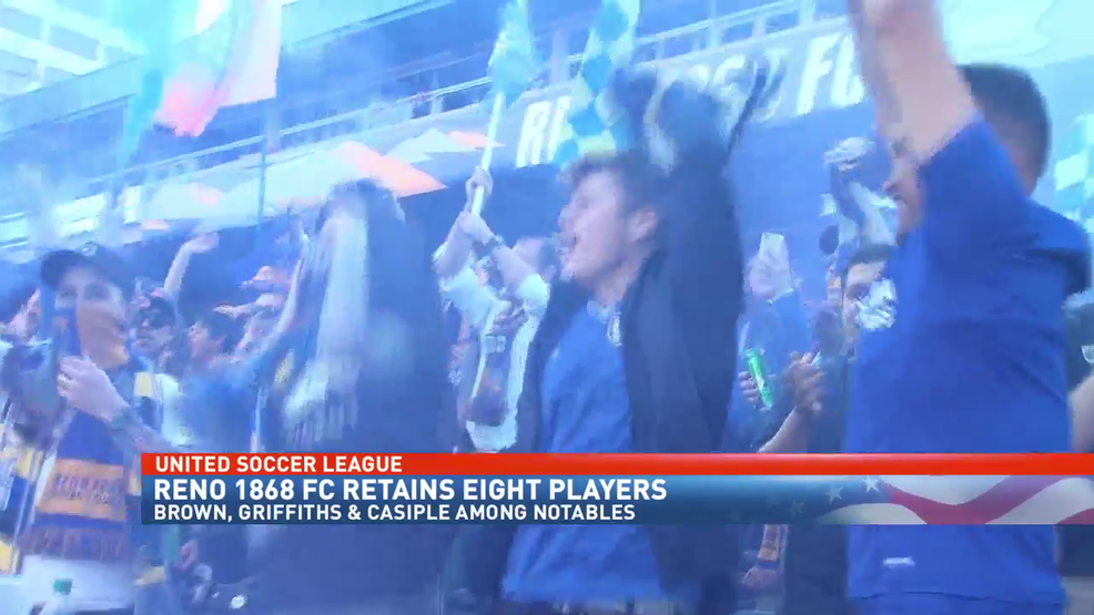 Reno 1868 announces return of eight players for 2018 | KRNV