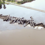 Cause of Iowa derailment, oil spill amount still under wraps