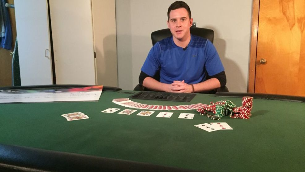 West michigan man sees meteor hits casino jackpot wwmt for Motor city bad beat