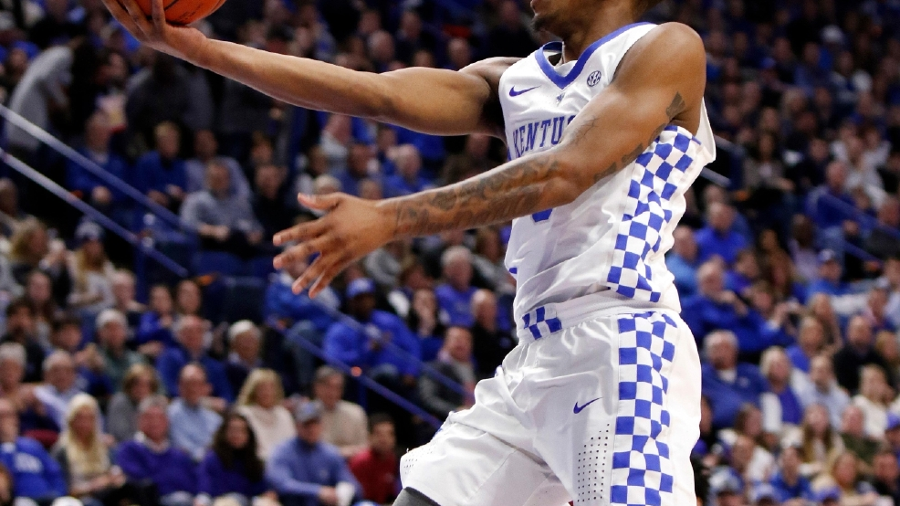 Kentucky S Malik Monk Named Ap Sec Player Of The Year: Monk Named To Wooden All-American Team