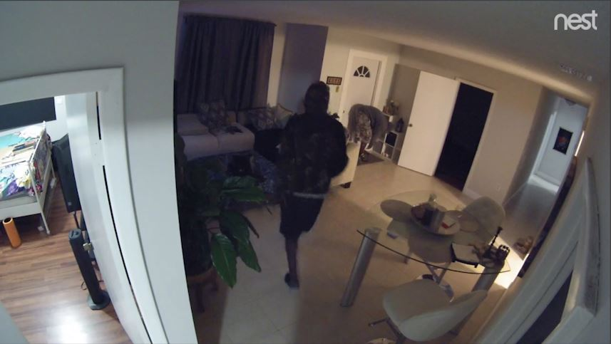 Boy, 14, home alone as two armed robbers enter his home in Miami.  (Miami-Dade County Police)