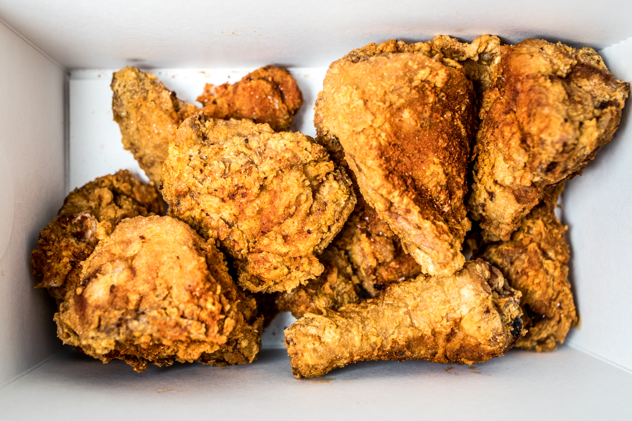 Family Style Fried Chicken / Image: Catherine Viox{ }// Published: 5.31.20