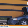 Two reported school bus crashes in Nashville