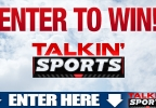 Talkin' Sports Giveaways