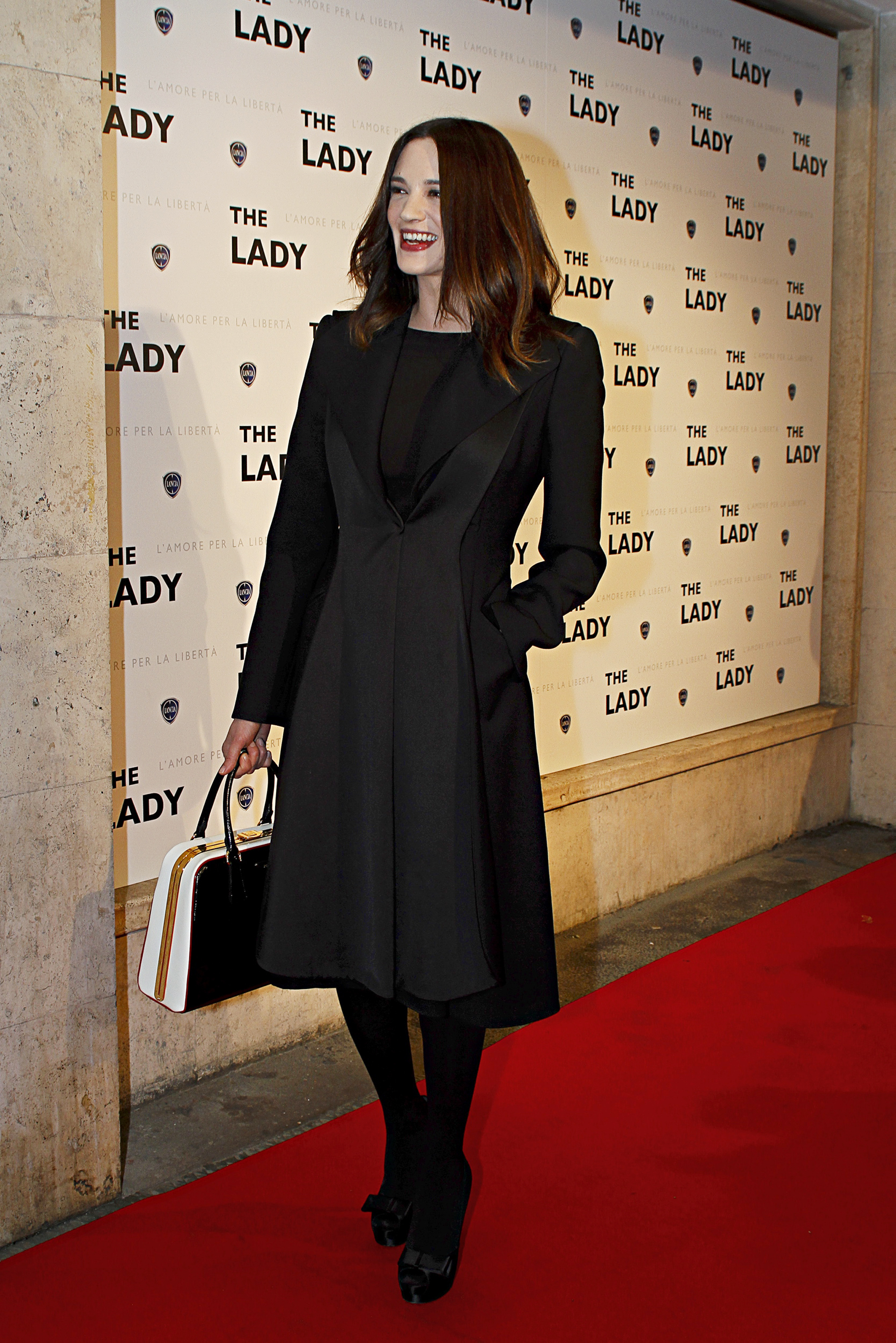 "Asia Argento at ""The Lady"" Premiere arrivals. Where: UK, Germany When: 19 Mar 2012 Credit: WENN"