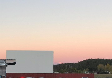1 drive in theater in america is on whidbey island and