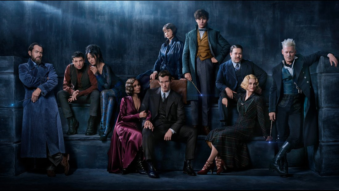 "A promotional image for ""Fantastic Beasts and Where to Find Them: The Crimes of Grindelwald."" (Warner Bros. Entertainment Inc.)"
