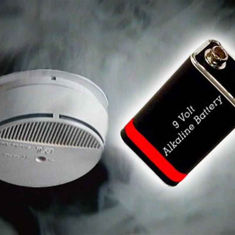 Change Your Smoke Alarm Batteries When Clocks Spring Ahead On