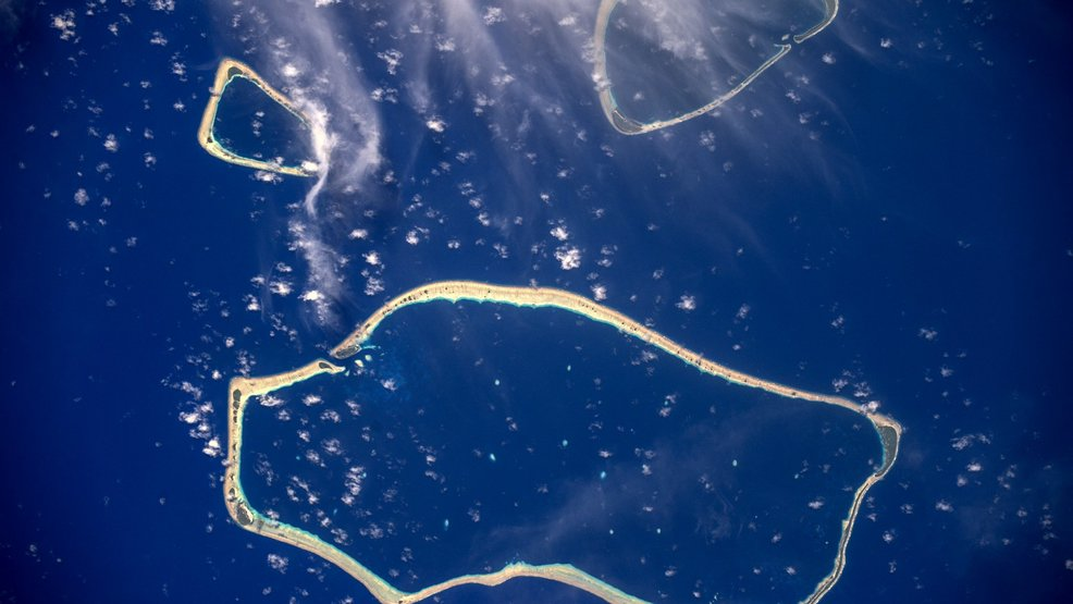 100 incredible photos of Earth from the International Space Station