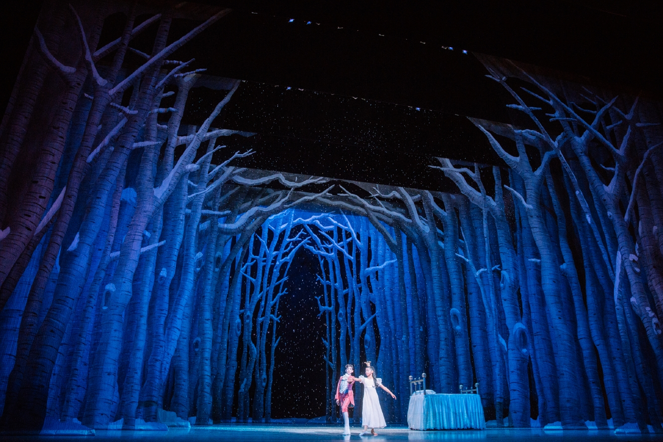 Nothing says the holidays are here like Pacific Northwest Ballet's 'The Nutcracker'!