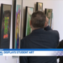 Bronson Hospital showcases local young artists in exhibit
