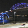 Blue lights at City Hall, Peace Bridge honor Buffalo officer