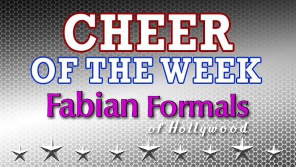 2017 Cheer of the Week - Martins Ferry Purple Riders