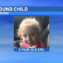 Child found, police search for guardians