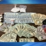 Two arrested after traffic stop leads to high speed chase and drug bust