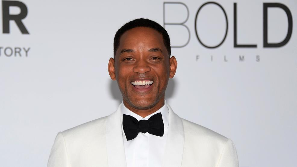 Will Smith Shocked Face