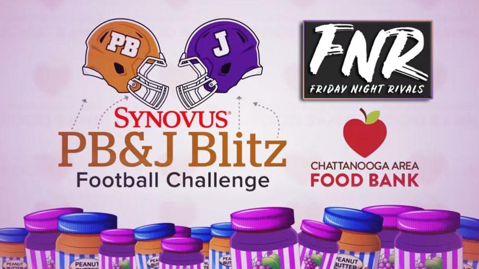 Synovus PB&J Blitz Football Challenge | WFLI