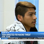 17-year-old PSJA student charged with terroristic threat