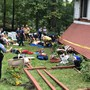 8 hospitalized after deck collapses in mass casualty incident in Ellicott City