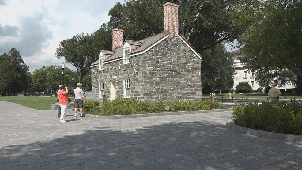Restored Lockkeeper's House op...