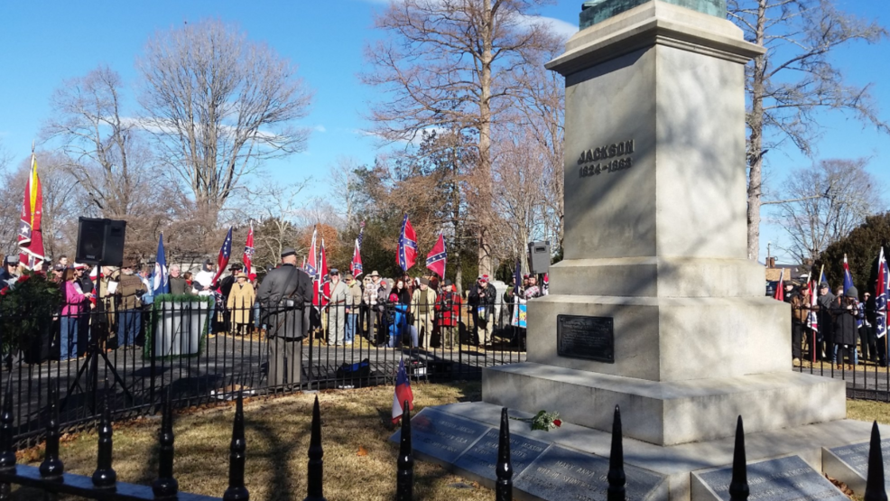 Sons of Confederate veterans propose Lee-Jackson-King Day instead of Lee-Jackson Day