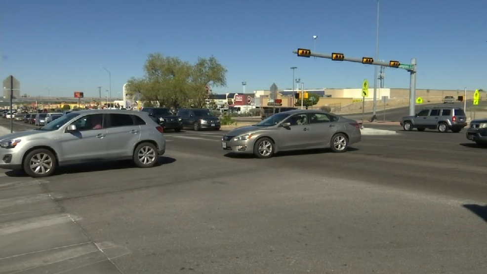 Traffic Build Up On Opening Day For Whole Food Market Kfox