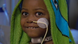 Little boy receives heart transplant, thanks kind strangers who sent him over 3,000 cards