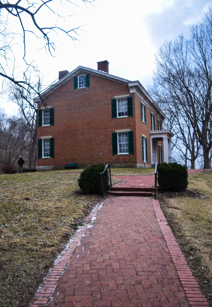 Butler-Turpin State Historic House (Image: Gerry Seavo James)