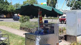 Popular hot dog cart stolen from owner