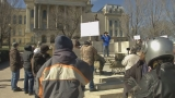 Sanctuary State Bill Causes Dueling Rallies in The Capital City