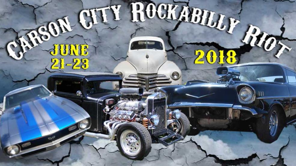 The Carson City Culture Host Their Rockabilly Riot Car Show At - Rockabilly car show
