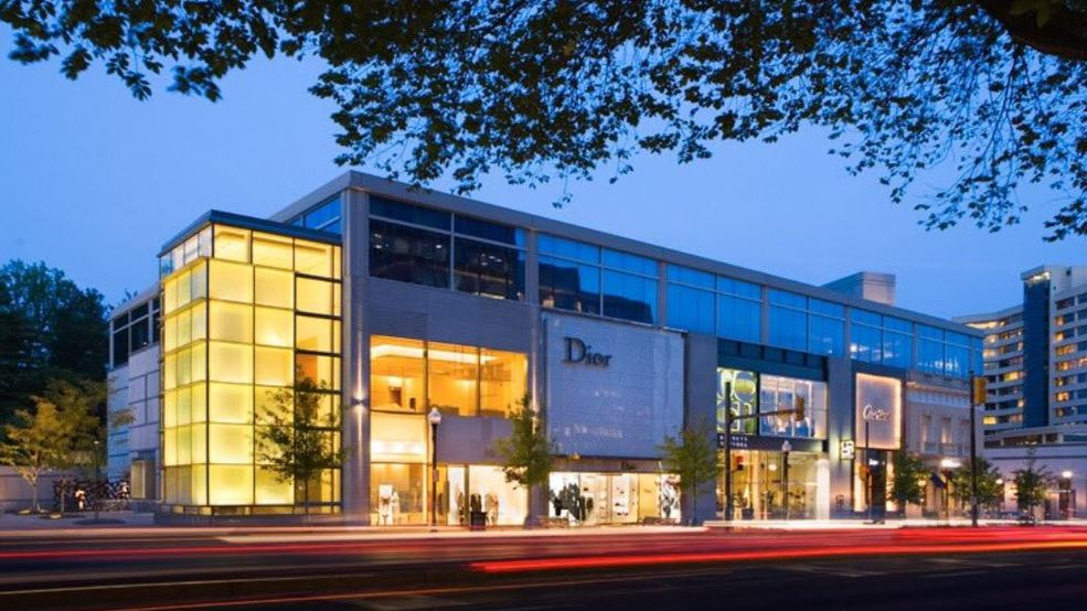 Citycenterdc Poaches A List Stores From Friendship Heights