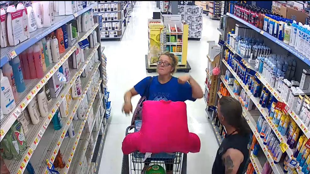Woman sought for Lexington Walmart shoplifting, police say | WACH