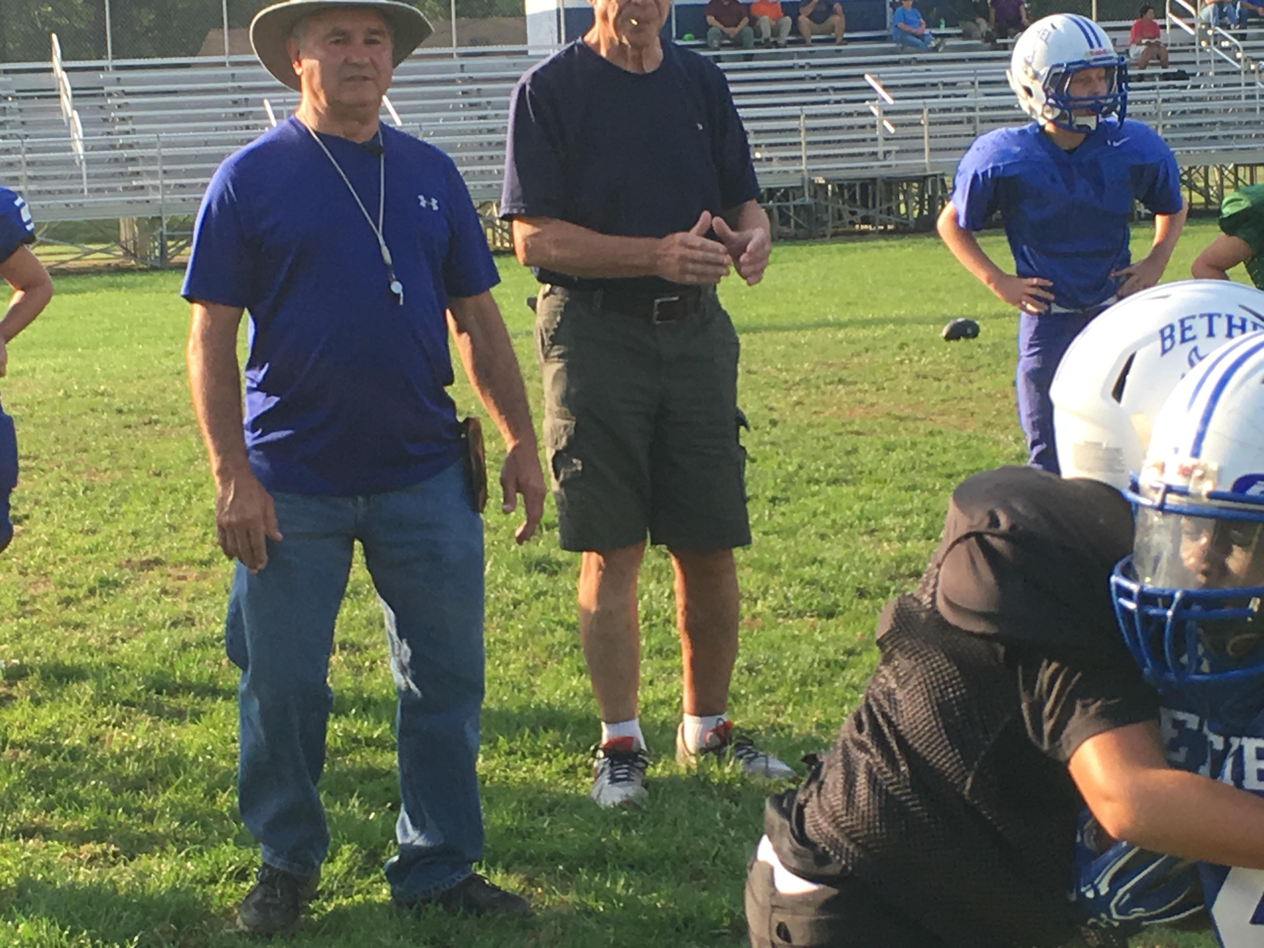 Our Person of the Week has been a pillar of youth football in the mountains for decades. For 49 years, coach Vick Inman has preached work ethic and teamwork, leaving a lasting impression. (Photo credit: WLOS staff)