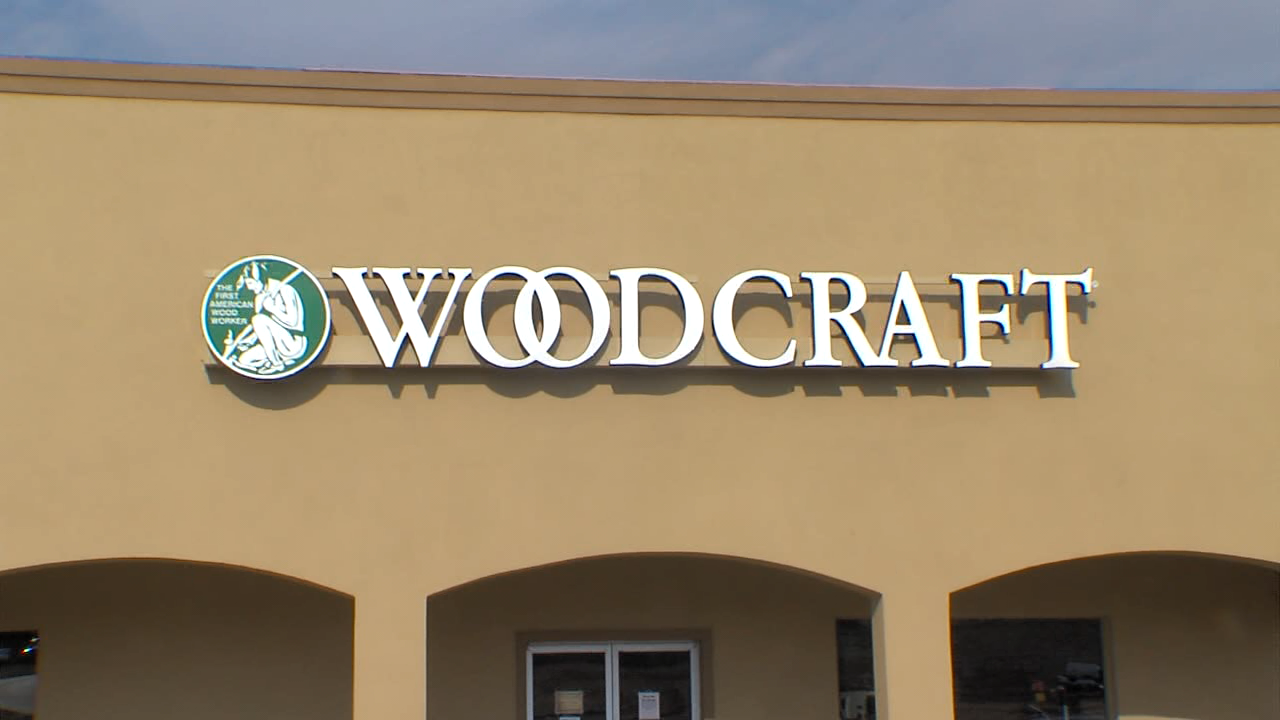 <p>Woodcraft will be reopening their doors by Dec. 20 after renovating and fixing damage caused by the tornado this summer. (KTUL)</p>