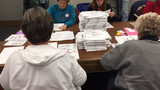 The Latest: Wisconsin recount more than 70 percent complete