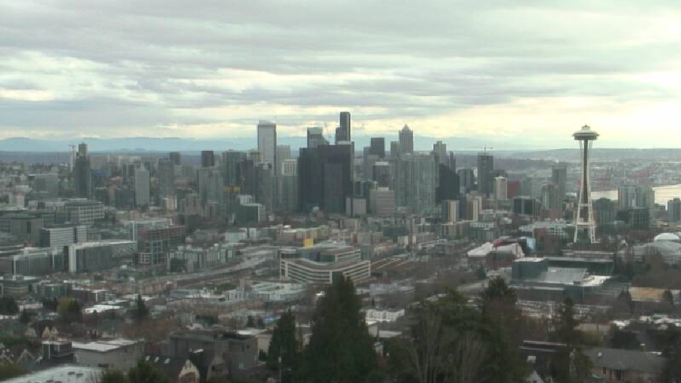 Surest bet in Seattle weather: It was going to rain on Saturday