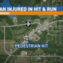 Pedestrian hurt after hit and run crash in Dowagiac