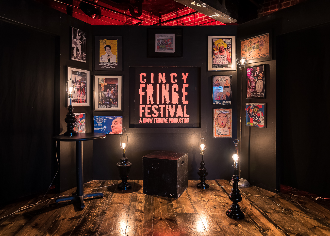 We asked 15 people (artists, patrons, and staff alike) to sum up Cincy Fringe Fest for the upcoming 2018 festival at the Know Theatre. This is what they had to say. / Image: Phil Armstrong, Cincinnati Refined // Published: 5.28.18