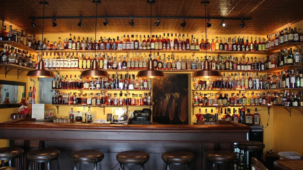 This Newport Bar Has The Largest Selection Of Bourbon In ...