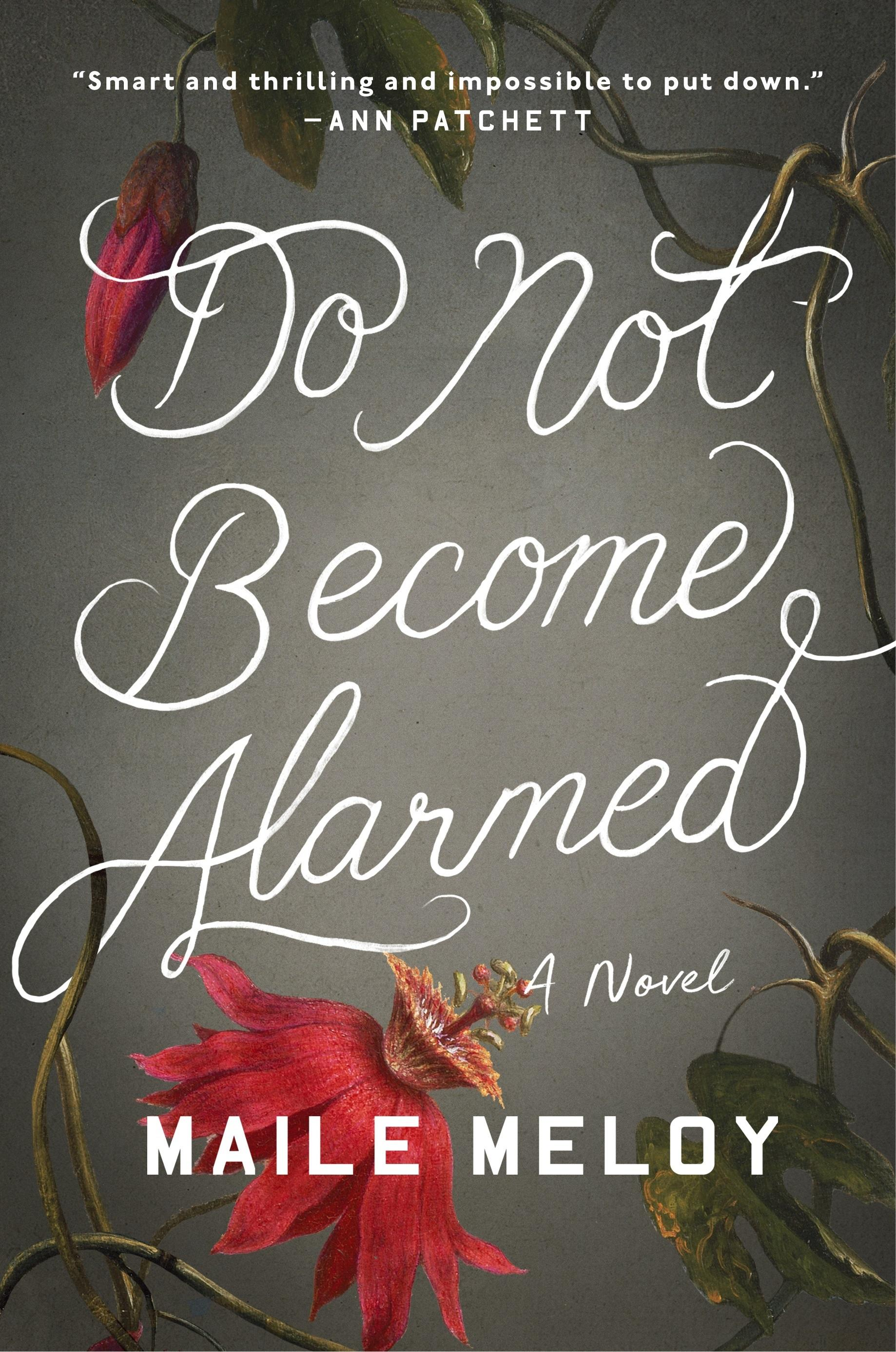 Do Not Become Alarmed (Novel/Literary Fiction) by Maile Meloy / Image courtesy of Riverhead Books // Published: 6.17.17